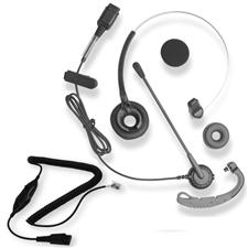 Chameleon 2003 PRO Noise Canceling Headset - Avaya HIC